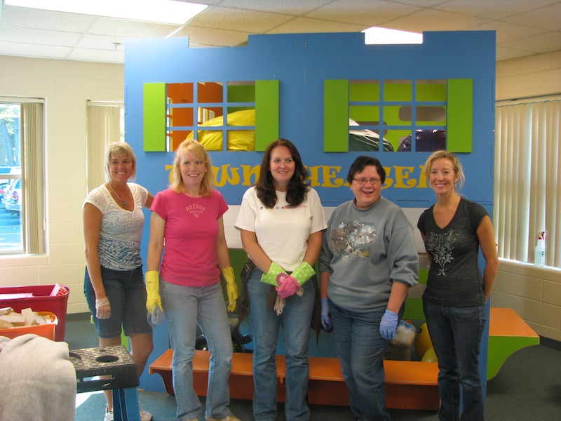 volunteering | Women's Service Day | Page 2 Stepping Stones Home Care